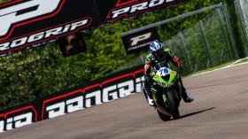 Hikari Okubo, Kawasaki Puccetti Racing, Imola Tissot Superpole