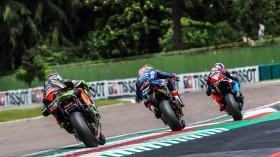 WorldSBK, Imola RACE 1