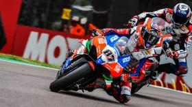 Lorenzo Zanetti, Motocorsa Racing, Imola RACE 1