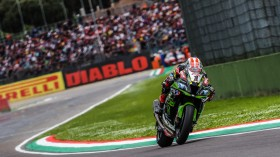 Jonathan Rea, Kawasaki Racing Team WorldSBK, Imola RACE 1