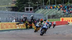 Jules Cluzel, GMT94 Yamaha, Imola RACE