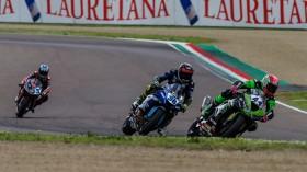 Lucas Mahias, Kawasaki Pucceti Racing, Imola RACE
