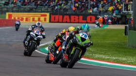Hikari Okubo, Kawasaki Puccetti Racing, Massimo Roccoli, Team Rosso Corsa,  Imola RACE