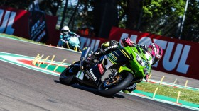 Ana Carrasco, Kawasaki Proves WorldSSP300, Imola FP2