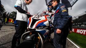 Markus Reiterberger, BMW Motorrad WorldSBK Team, Imola Tissot Superpole RACE