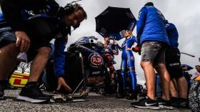 Michael van der Mark, Pata Yamaha WorldSBK Team, Imola Tissot Superpole RACE