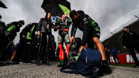 Leon Haslam, Kawasaki Racing Team WorldSBK, Imola Tissot Superpole RACE