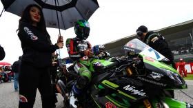 Hikari Okubo, Kawasaki Puccetti Racing, Imola RACE
