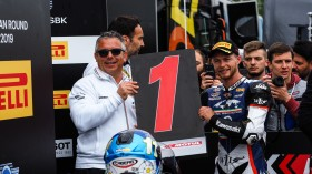 Kyle Smith, Team Pedercini Racing, Imola RACE