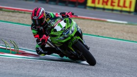 Ana Carrasco, Kawasaki Proves WorldSSP300, Imola FP2