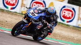 Marco Melandri, GRT Yamaha WorldSBK, Imola Tissot Superpole RACE