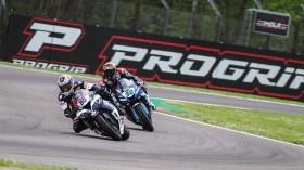 Ayrton Badovini, Team Pedercini Racing, Imola RACE