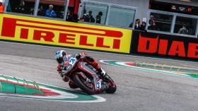 Raffaele De Rosa, MV AGUSTA Reparto Corse, Imola RACE