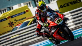 Alvaro Bautista, Aruba.it Racing - Ducati, Jerez FP2