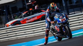 Michael van der Mark, Pata Yamaha WorldSBK Team, Jerez FP2