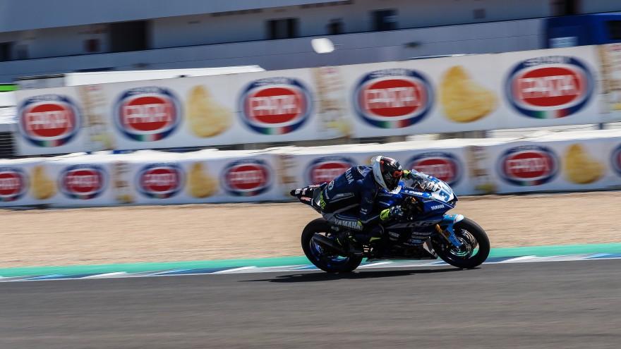 Thomas Gradinger, Kallio Racing, Jerez FP2