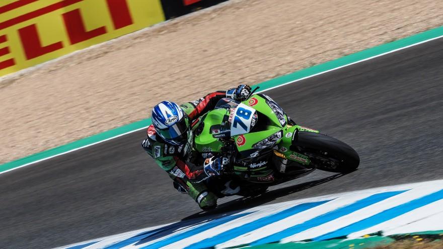 Hikari Okubo, Kawasaki Puccetti Racing, Jerez FP2