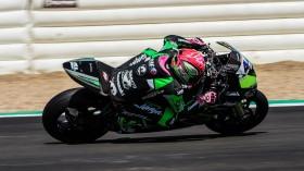 Lucas Mahias, Kawasaki Pucceti Racing, Jerez FP2