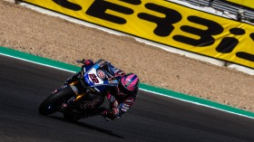 Alex Lowes, Pata Yamaha Official WorldSBK Team, Jerez FP1