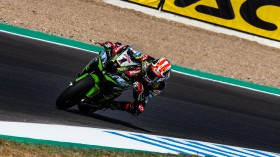 Jonathan Rea, Kawasaki Racing Team WorldSBK, Jerez FP2