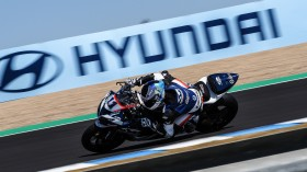 Kyle Smith, Team Pedercini Racing, Jerez FP2