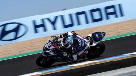 Kyle Smith, Team Pedercini Racing, Jerez FP2
