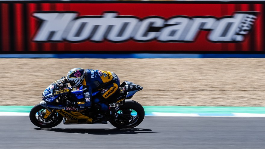 Randy Krummenacher, BARDAHL Evan Bros. WorldSSP Team, Jerez FP2