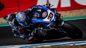 Marco Melandri, GRT Yamaha WorldSBK, Jerez Tissot Superpole
