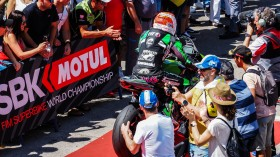 Lucas Mahias, Kawasaki Pucceti Racing, Jerez Tissot Superpole