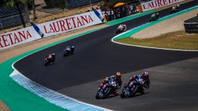 Alex Lowes, Michael van der Mark, Pata Yamaha WorldSBK Team, Jerez RACE 1