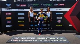 Federico Caricasulo, BARDAHL Evan Bros. WorldSSP Team, Jerez Tissot Superpole