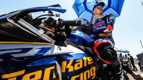 Loris Baz, Ten Kate Racing - Yamaha, Jerez RACE 1