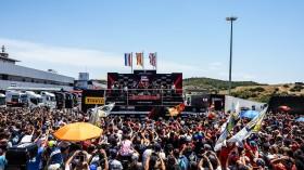 WorldSBK, Jerez Podium