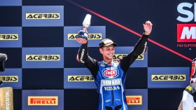 Michael van der Mark, Pata Yamaha WorldSBK Team, Jerez RACE 1