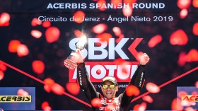 Alvaro Bautista, Aruba.it Racing - Ducati, Jerez RACE 1