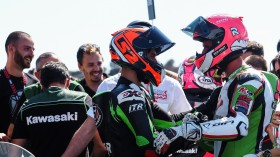 Marc Garcia, DS Junior Team, Scott Deroue, Kawasaki MOTOPORT, Jerez RACE 1