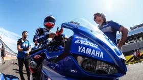 Galang Hendra Pratama, Semakin Di Depan Biblion Motoxracing, Jerez RACE 1