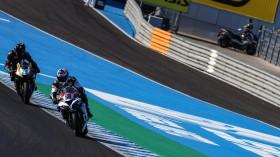 Ayrton Badovini, Team Pedercini Racing, Jerez Tissot Superpole
