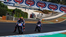 Michael van der Mark, Pata Yamaha Official WorldSBK Team, Jerez RACE 1