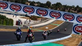 Toprak Razgatlioglu, Turkish Puccetti Racing, Marco Melandri, GRT Yamaha WorldSBK, Jerez RACE 1