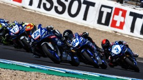Andy Verdoia, BCD Yamaha MS Racing, Jerez RACE 1