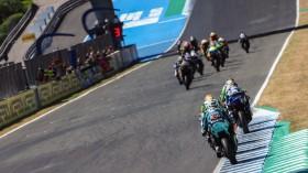 Dino Iozzo, Nutec - RT Motorsports by SKM - Kawasaki, Jerez RACE 1
