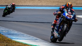 Michael van der Mark, Pata Yamaha WorldSBK Team, Jerez RACE 2