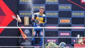 Randy Krummenacher, BARDAHL Evan Bros. WorldSSP Team, Jerez RACE