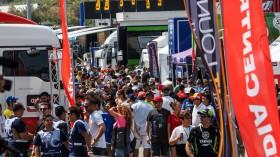 WorldSBK, Jerez Paddock