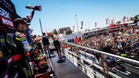 WorldSBK, Jerez RACE 2