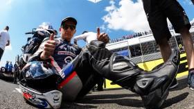 Ayrton Badovini, Team Pedercini Racing, Jerez RACE