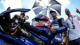 Jules Cluzel, GMT94 Yamaha, Jerez RACE