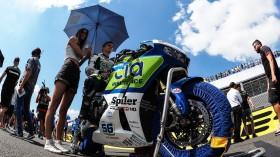 Peter Sebestyen, CIA Landlord Insurance Honda, Jerez RACE