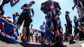 Alex Lowes, Pata Yamaha WorldSBK Team, Jerez RACE 2